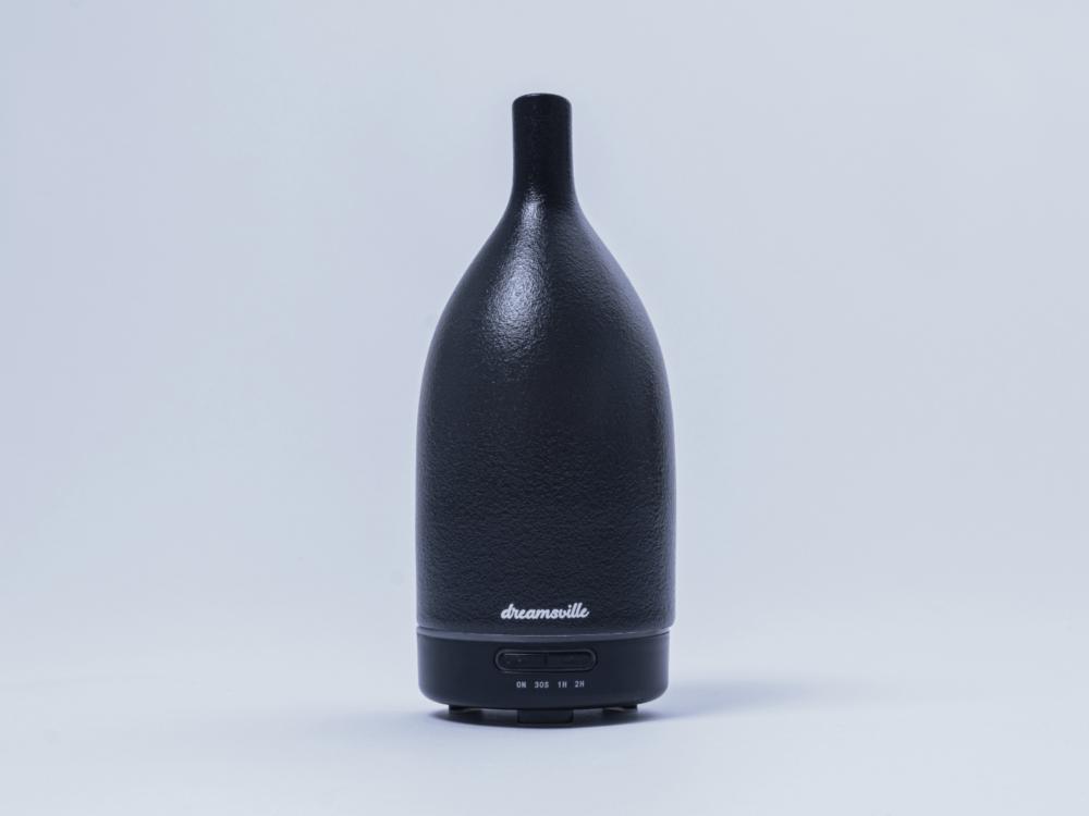 black ceramic diffuser